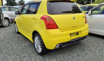 Suzuki Swift Sports MT 2007 full